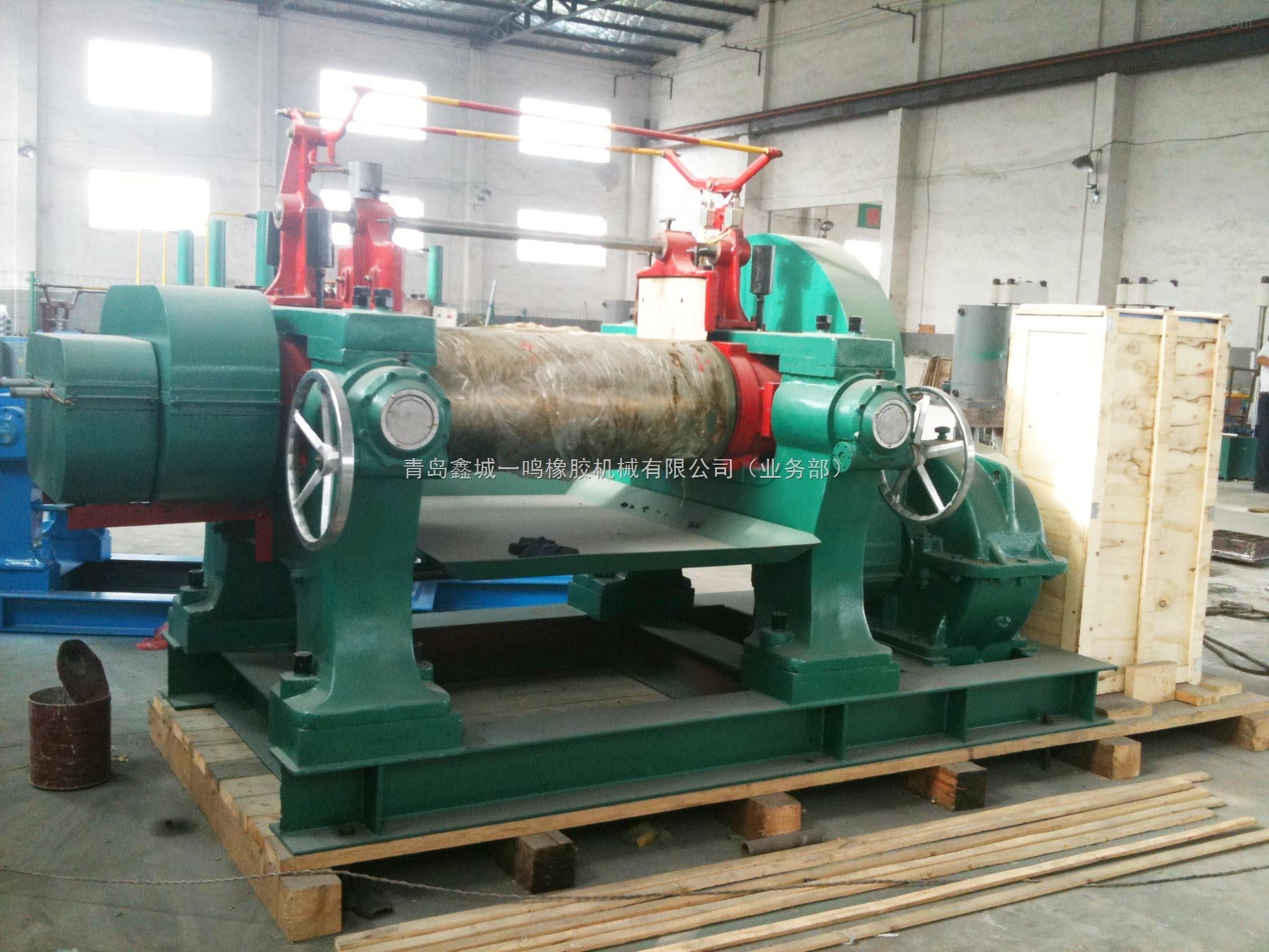 开放式炼胶机 引进韩国技术 新式开放式炼胶机